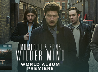 Mumford and Sons Album Premiere