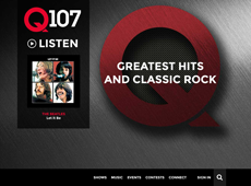 FM Radio Site Redesigns