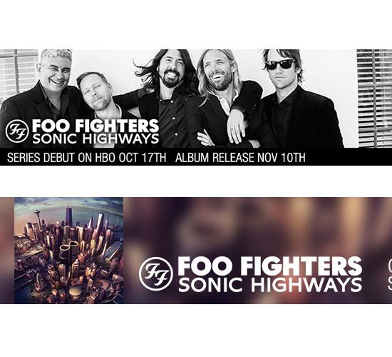 Foo Fighters World Album Premiere