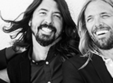Foo Fighters World Album Premiere