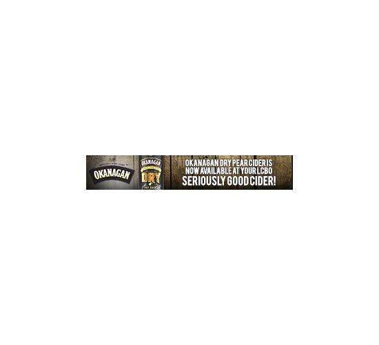 Okanagan Cider Web Ads