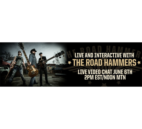 Road Hammers Live Video Chat