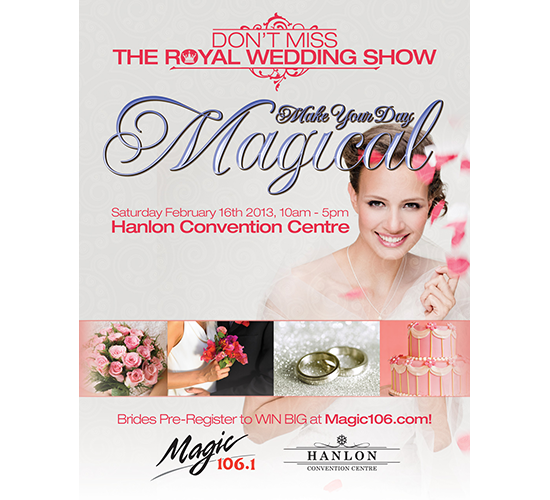 Guelph Royal Wedding Show